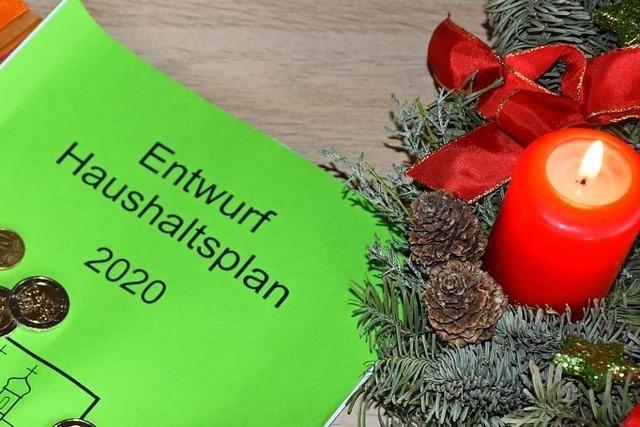 Der Spielraum für Investitionen in St. Märgen bleibt eng