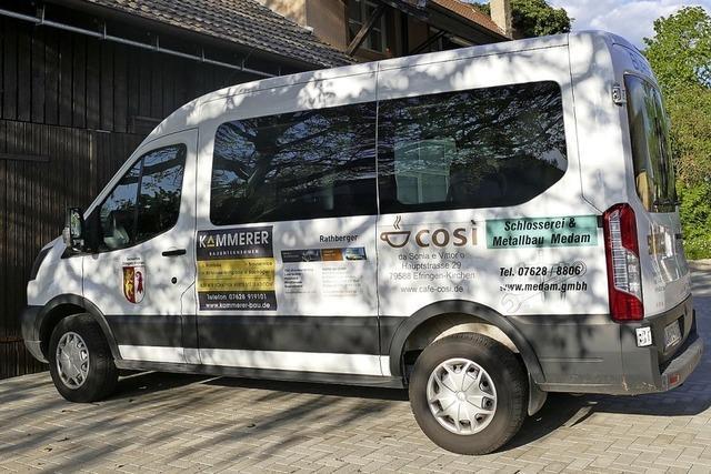 Alternative zum großen Linienbus?
