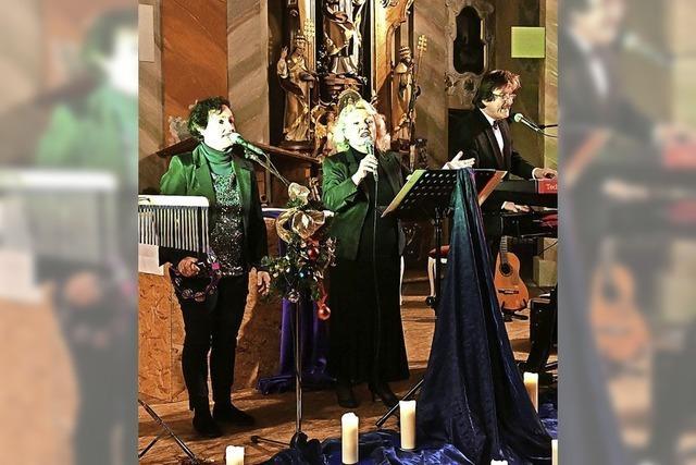 Trio Seitz konzertiert in der Kirche Altenheim