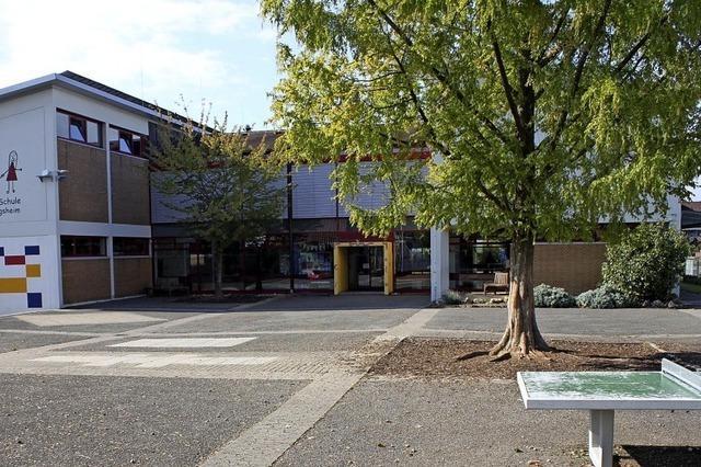 Schulhof wird umgestaltet
