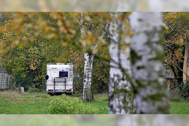 Thema Campingplatz wird vertagt