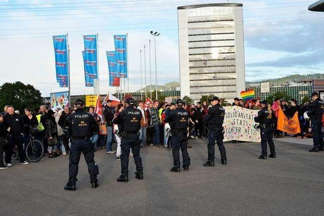 Jetzt ist es offiziell: AfD hält Parteitag in der Baden-Arena ab