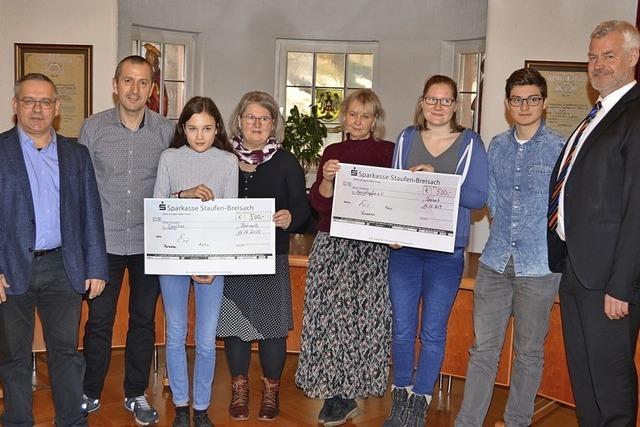 JMS-Bands erspielen 1000 Euro für gute Zwecke