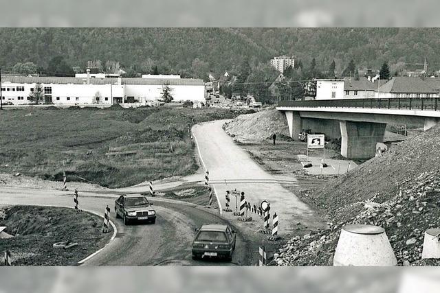 25 Jahre Umgehungsstraße