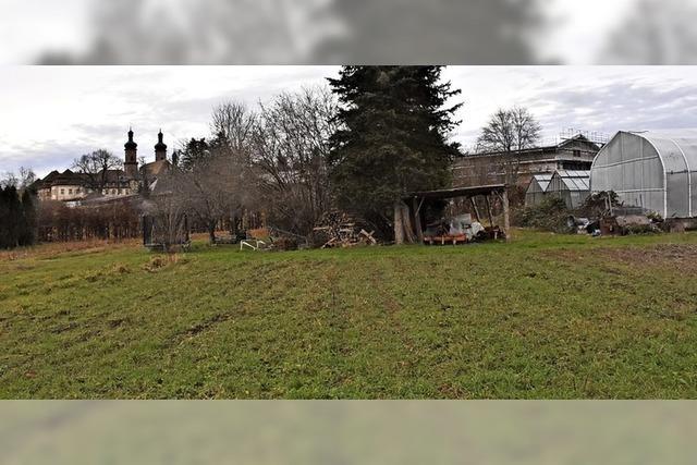 Auf Gelände der bisherigen Gärtnerei soll neues Baugebiet entstehen