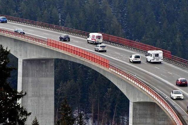 Viele Autobrücken in Baden-Württemberg sind dringend sanierungsbedürftig
