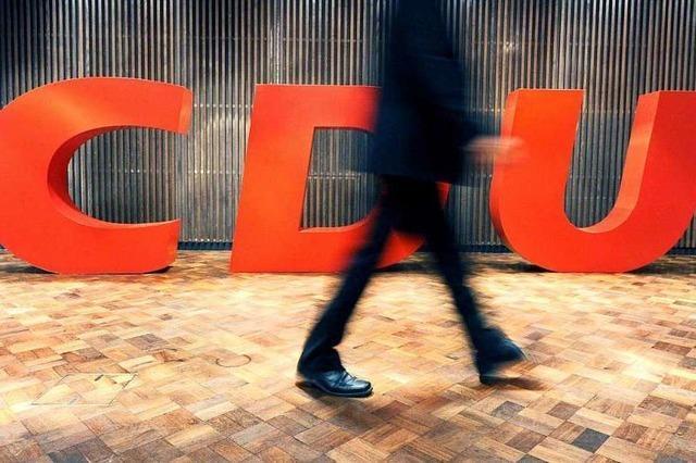 Warum Alexander Drechsle keine Kommunalpolitik mehr für die CDU machen will