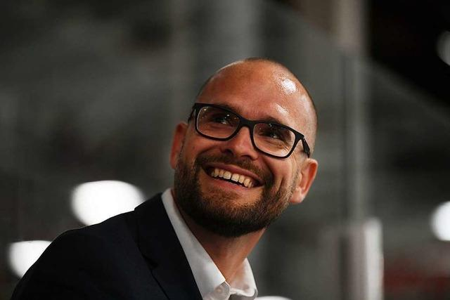 Daniel Heinrizi führt beim EHC fleißig Vertragsgespräche