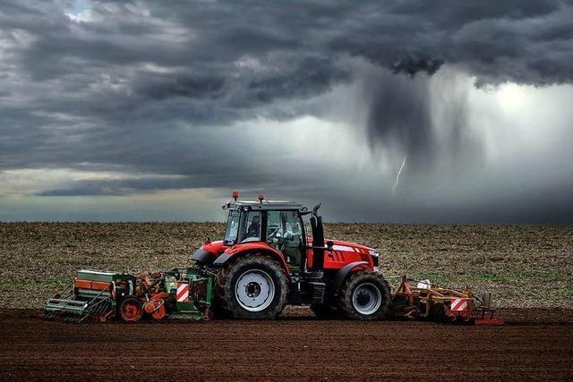 Landwirt über Glyphosat: