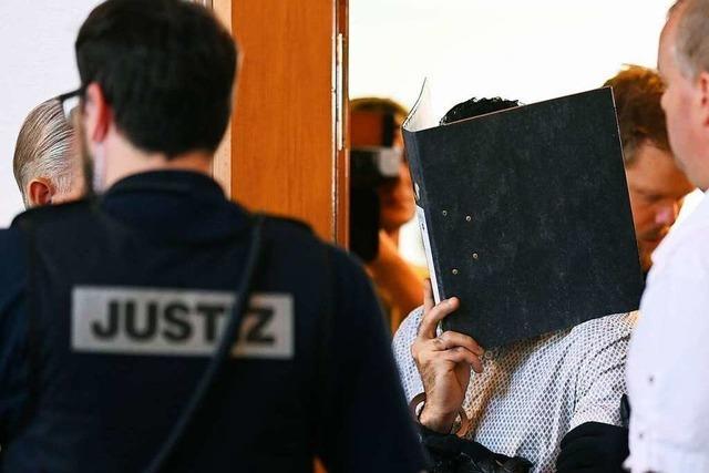 Angeklagte im Hans-Bunte-Prozess bleiben in verschiedenen Haftanstalten