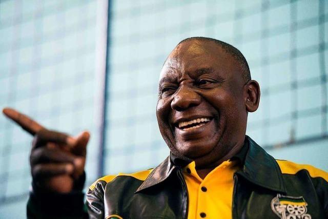 In Südafrika gehen die Lichter aus