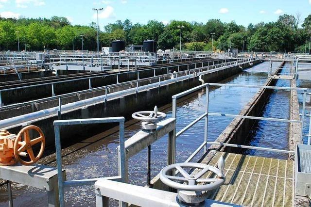 Der Preis fürs Abwasser steigt