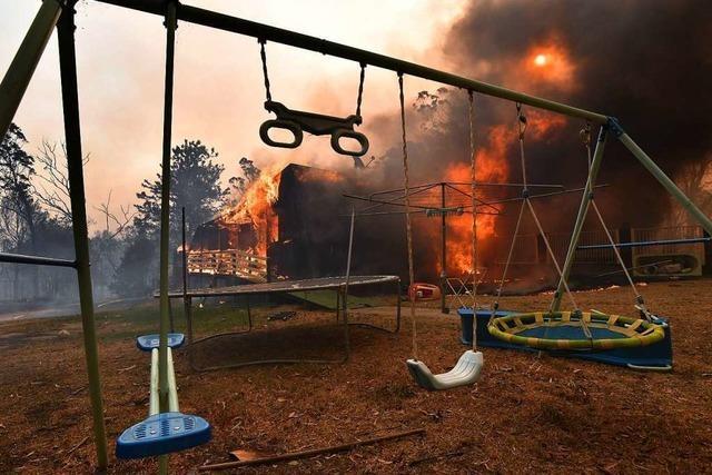 Australischer Bundesstaat verhängt Notstand wegen Buschbränden