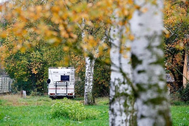 Die Zukunft des ehemaligen Campingplatzareals bleibt weiter offen