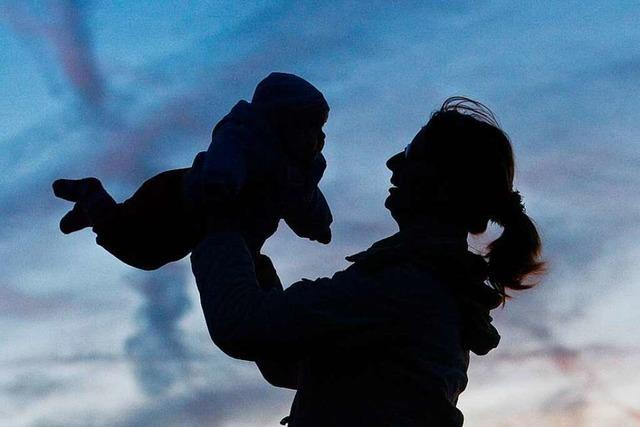 Damit eine alleinerziehende Mutter auf eigenen Beinen stehen kann