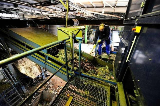 Landkreise Lörrach und Waldshut wollen gemeinsame Biomüllverwertung
