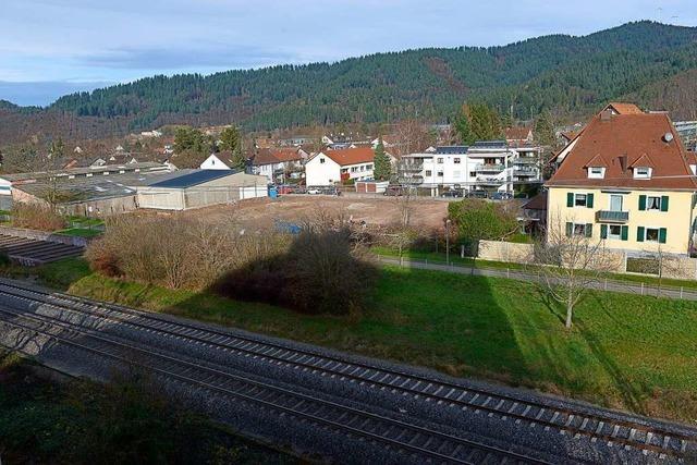 Gebäude auf dem Tröndle-Areal in Littenweiler sind abgerissen