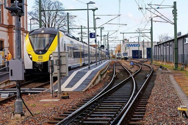 Deutsche Bahn stellt Züge nicht mehr direkt neben Wohngebiet ab