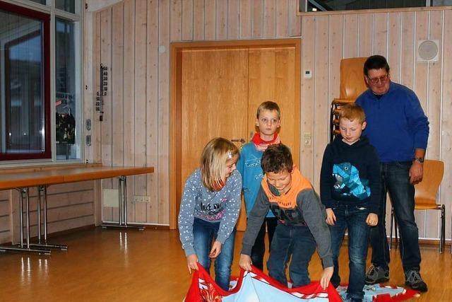 In Löffingen gibt es die erste Kinderfeuerwehr im Hochschwarzwald