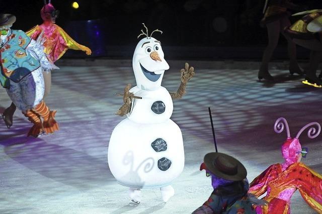 Die Eiskönigin - Völlig unverfroren bei Disney on Ice
