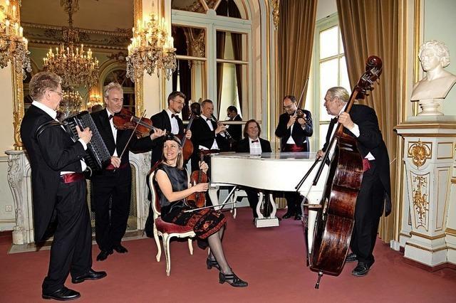Salonorchester Baden-Baden in Ballrechten-Dottingen