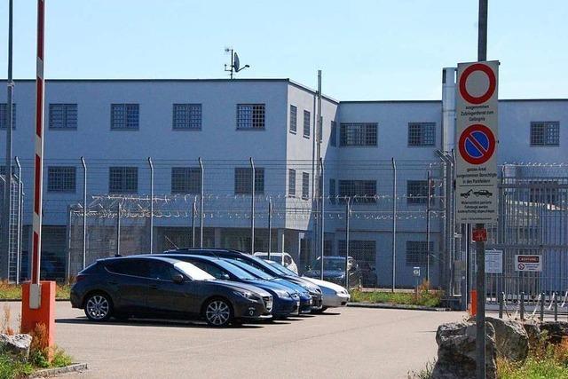 Gefängnisneubau in Basel kostet gut 40 Millionen Franken