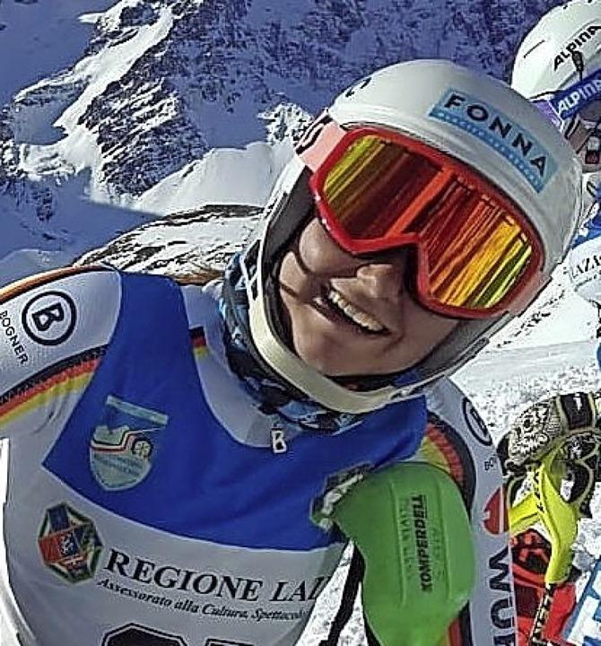 Olivia Wenk gelang ein perfekter Saisonstart.   | Foto: Martin Siegmund