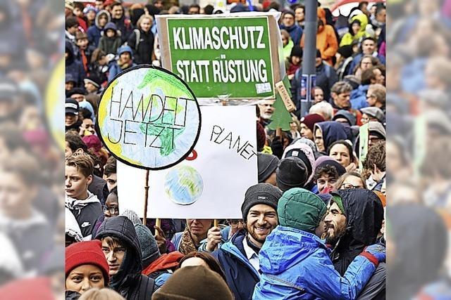 Klimaoffensive statt Notstand