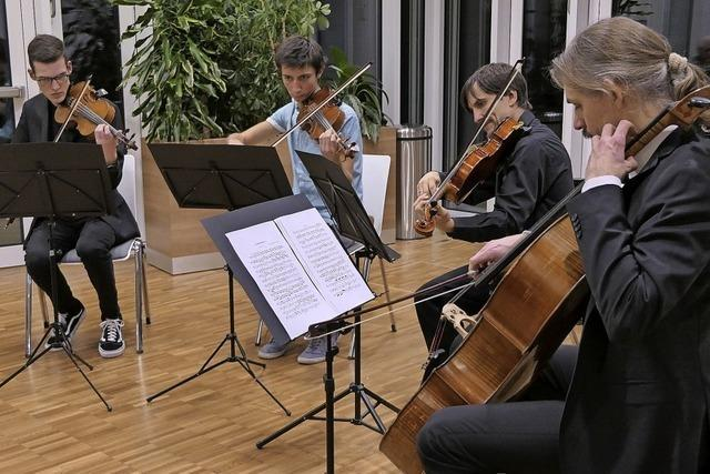 Musikschule traf Beethoven