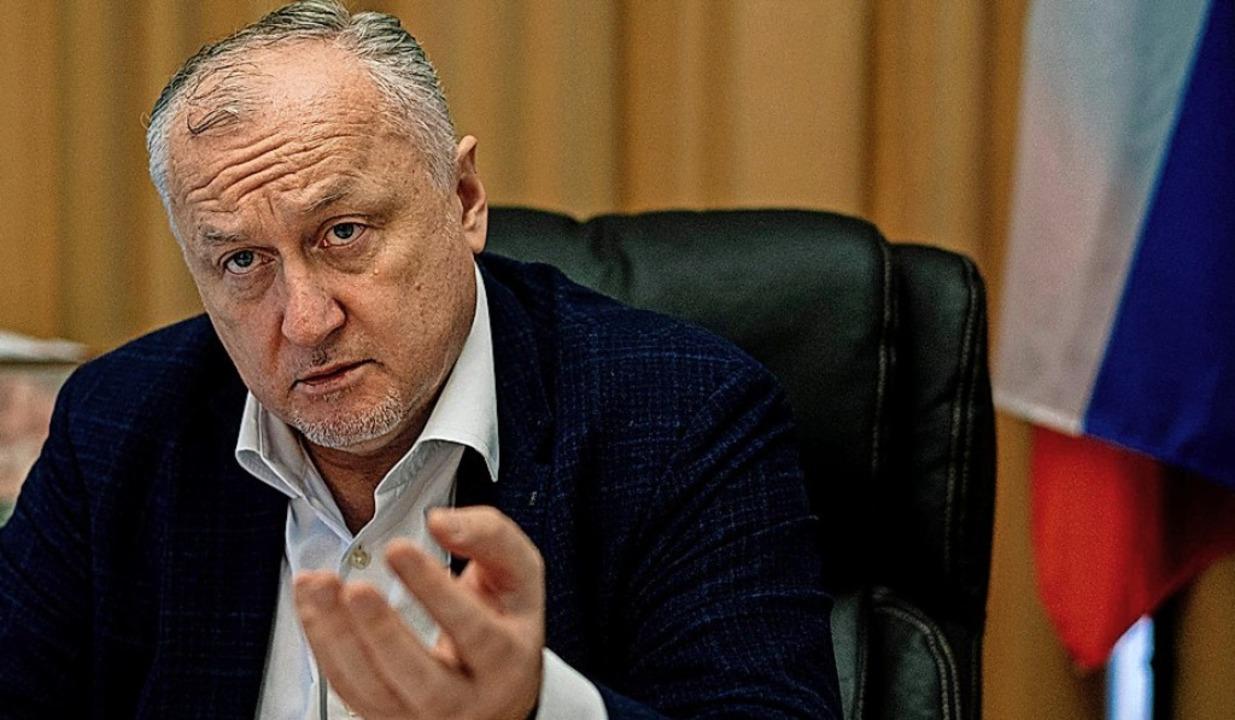 Juri Ganus, Leiter der Rusada und scharfer Kritiker des russischen Sportsystems  | Foto: DIMITAR DILKOFF (AFP)