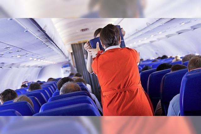 Airlines haften für umkippenden Kaffeebecher