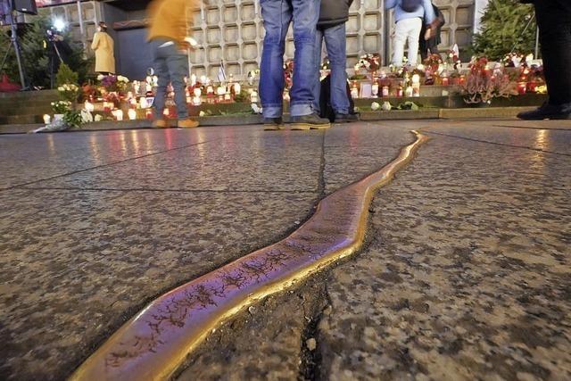 Gedenken an Terroropfer vom Breitscheidplatz