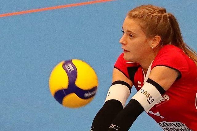 Der Ex-Offenburgerin Pia Leweling gelingt in Schaffhausen ein Leistungssprung