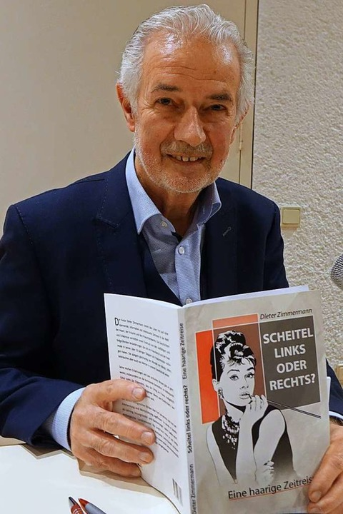 Dieter Zimmermann  | Foto: Roswitha Frey