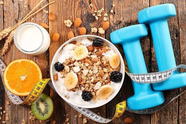 Sie möchten Ihre Fitness steigern oder Ihr Gewicht reduzieren?