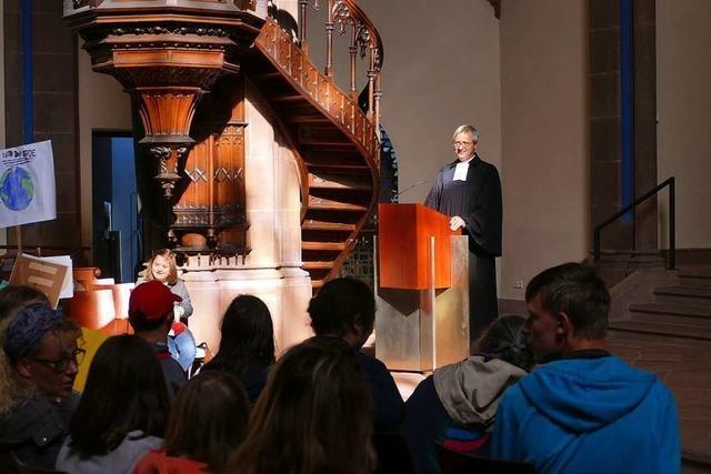 Gottesdienst aus der Stadtkirche wird live im Fernsehen übertragen