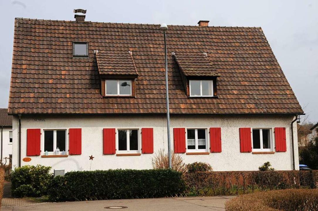 Ein typisches Siedlungshaus  | Foto: Robert Bergmann