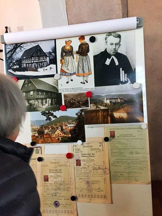 Fotos und Dokumente legen Zeugnis ab v...abenteuerlichen Flucht der Lutheraner.  | Foto: Vera Winter