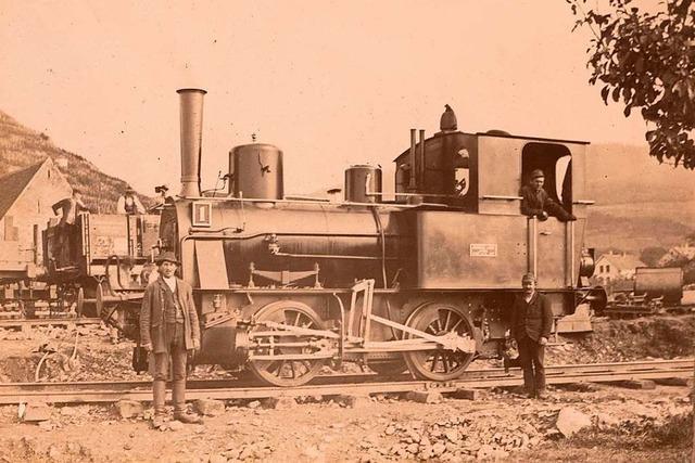 In Rekordzeit zur neuen Bahnstrecke zwischen Krozingen und Staufen