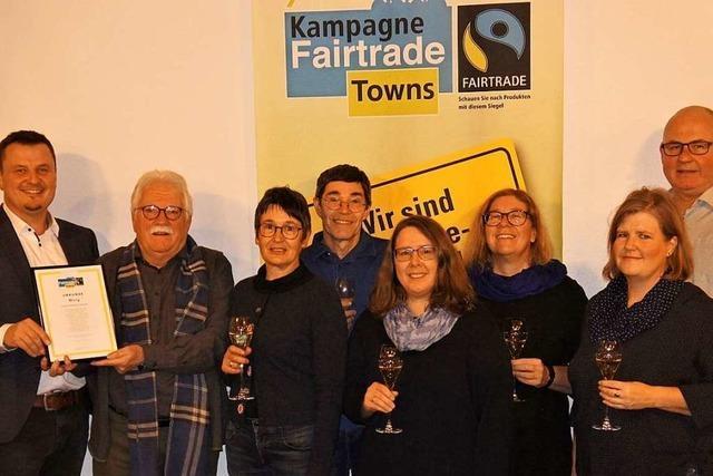 Murg bleibt Vorreiter in Sachen Fairtrade