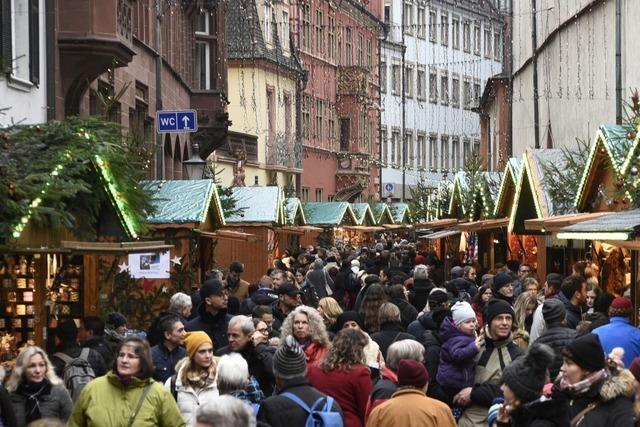 Wirtschaftsprüfer untersuchen Freiburger Weihnachtsmarktbuden