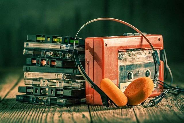 Der Walkman und der Discman