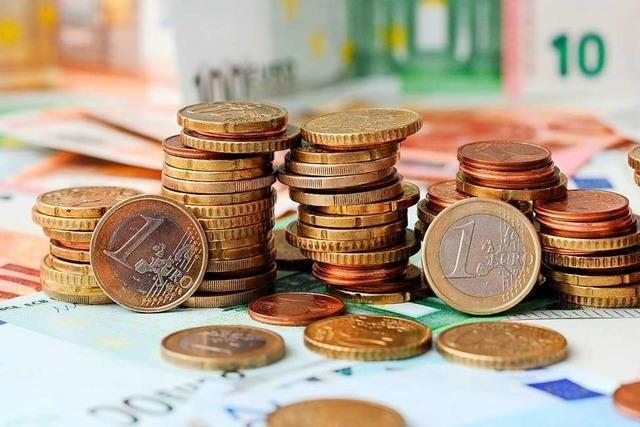 Bürgermeister Wolfgang Brucker erklärt, warum Schwanau demnächst schuldenfrei ist