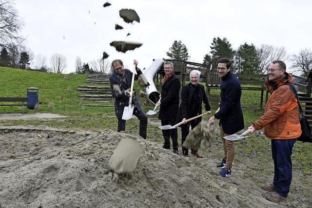Spielplatz in Freiburg-Weingarten wird grundlegend neu gestaltet