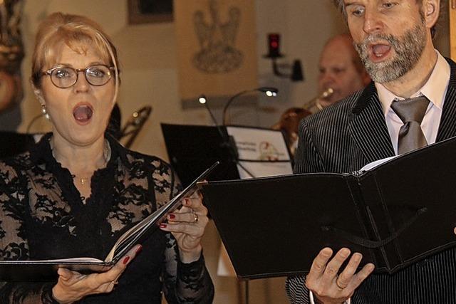 Bach und Händel für den guten Zweck