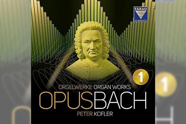 CD: KLASSIK: Bach, grundsolide
