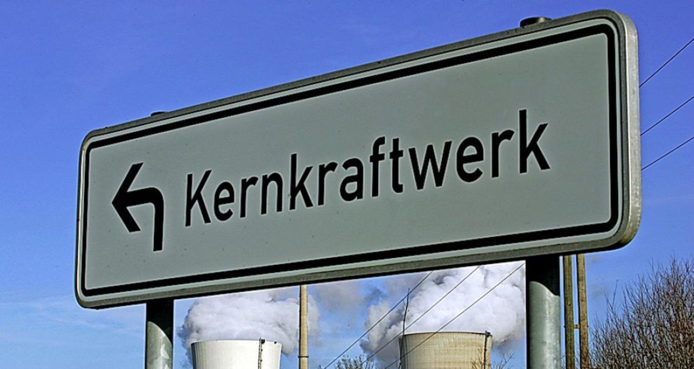 Bald geht es hier nicht mehr zum Atomkraftwerk Philippsburg.  | Foto: Uli Deck