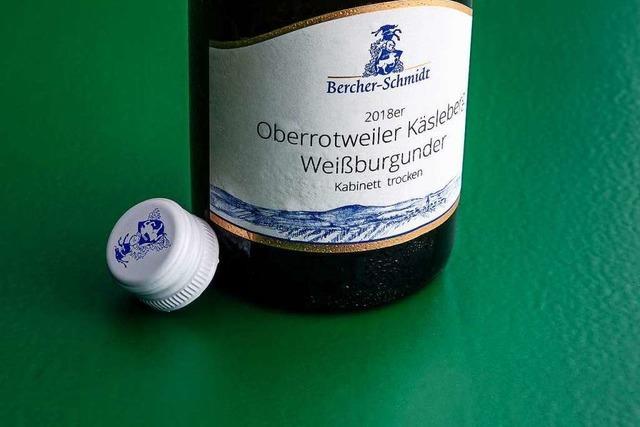 Weingut Bercher-Schmidt aus Oberrotweil setzt auf einen eigenen Stil