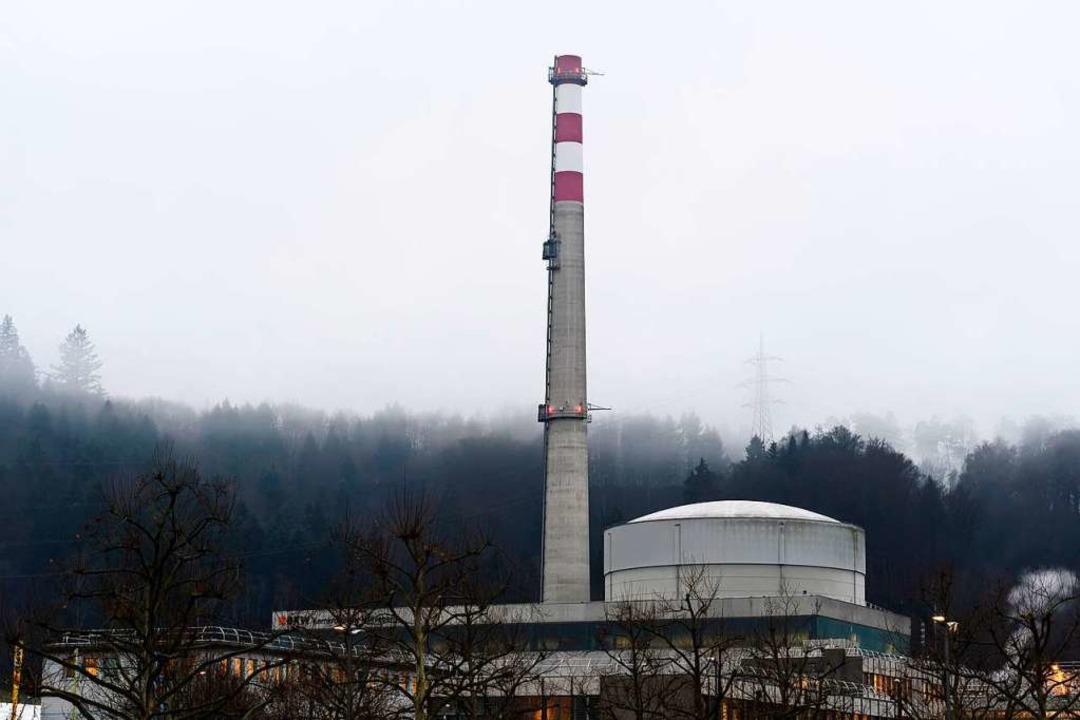 Das Akw  Mühleberg wurde nach 47 Jahren abgeschaltet.  | Foto: Anthony Anex (dpa)