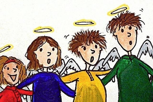 Weihnachtslieder einmal a-cappella am 1. Weihnachtstag